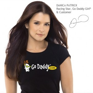 Danica Patrick The GoDaddy Girl