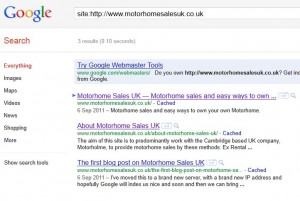 Site Indexed after Reconsideration by Google