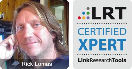 Rick Lomas Certified LRT Xpert