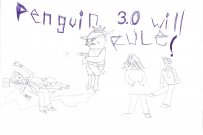 Google Penguin 3.0 from a 10 Year Old's Perspective